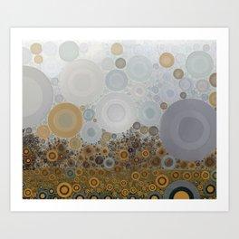 :: Fog Delay :: Art Print