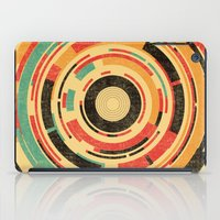 dave grohl iPad Cases featuring Space Odyssey by Picomodi