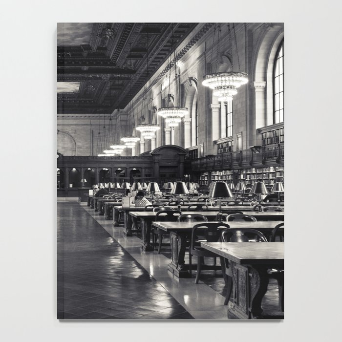 The New York Public Library Rose Reading Room Notebook
