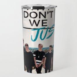 why don't we Travel Mug