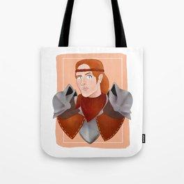 Aveline / DRAGON AGE Tote Bag