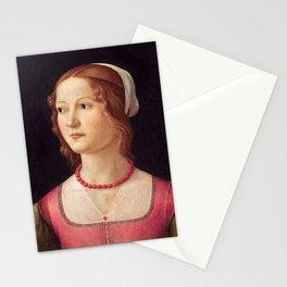 Italian Art Print Stationery Cards