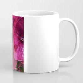 Hydrangea Red blooms Coffee Mug