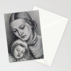 more than 100 years ago -2- Stationery Cards