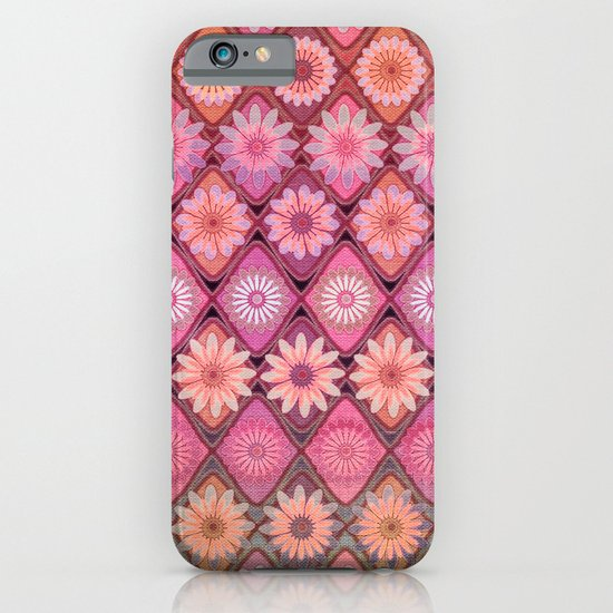 Daisy Pinks iPhone & iPod Case
