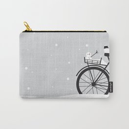 Bicycle & snow Carry-All Pouch