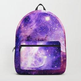 Galaxy Nebula Purple Pink : Carina Nebula Backpack