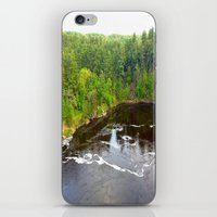 minnesota iPhone & iPod Skins featuring Minnesota Daybreak by JayKay
