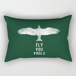 fly you fools Rectangular Pillow