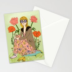 Spring Fashion Stationery Cards