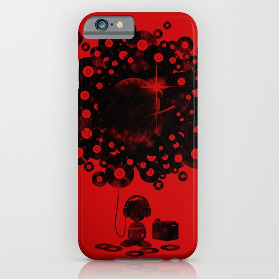 In My Own World iPhone & iPod Case