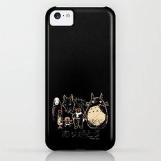 Tribute for Miyazaki Slim Case iPhone 5c