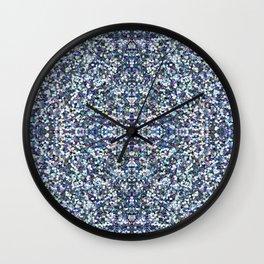 Glitters Paillettes Wall Clock