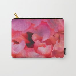 Love and the Peony Carry-All Pouch