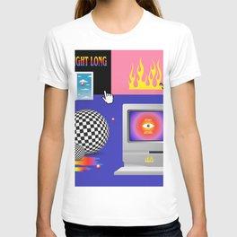 Retro Fantasy T-shirt