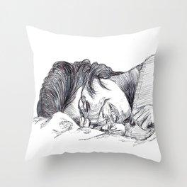 Autumn's comfort Throw Pillow