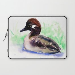 Cute Little Duck Laptop Sleeve