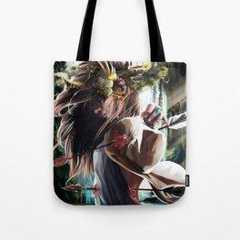 End Tote Bag