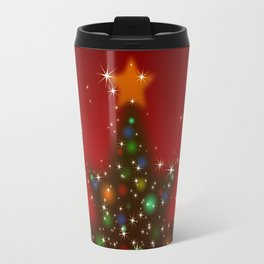 Christmas tree Travel Mug