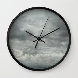 Awe Wall Clock