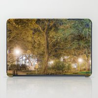 allyson johnson iPad Cases featuring Johnson Square by -SM-