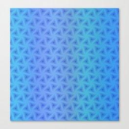 Triangulation Variation 1 Canvas Print