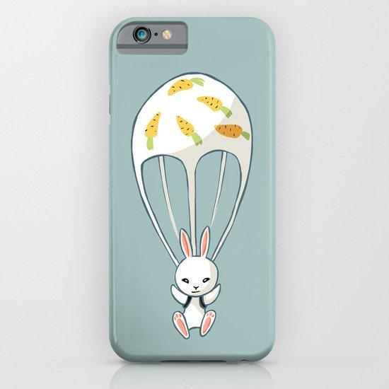 Parachute Bunny iPhone & iPod Case