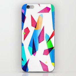 bubblegum gems iPhone Skin