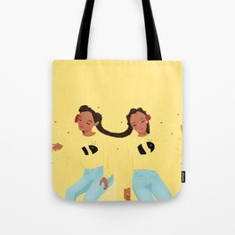 Busy Lil Beys Tote Bag