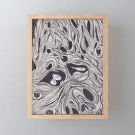S3-3 Framed Mini Art Print