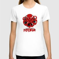 agents of shield T-shirts featuring Agents Of Hydra by monsieurgordon