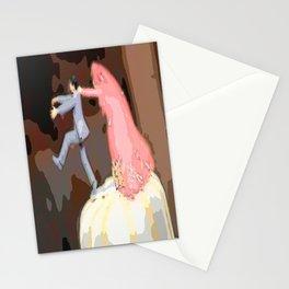 After Valentine's  Stationery Cards