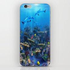 Lost Ocean iPhone & iPod Skin
