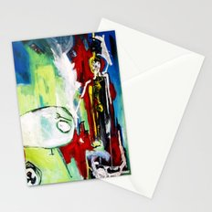 Fear of the Unknown Stationery Cards