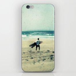 SURF #5 iPhone Skin