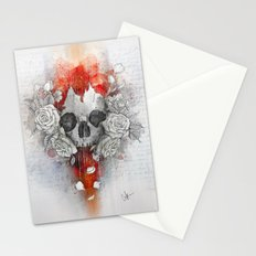 Let new life be Stationery Cards