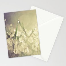 morning dew no.3 Stationery Cards