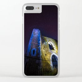 St Catherine's Hill and Chapel Clear iPhone Case