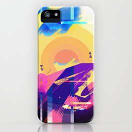 Shine. iPhone Case