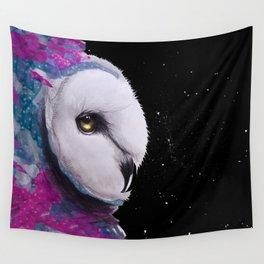 Magic Owl Wall Tapestry