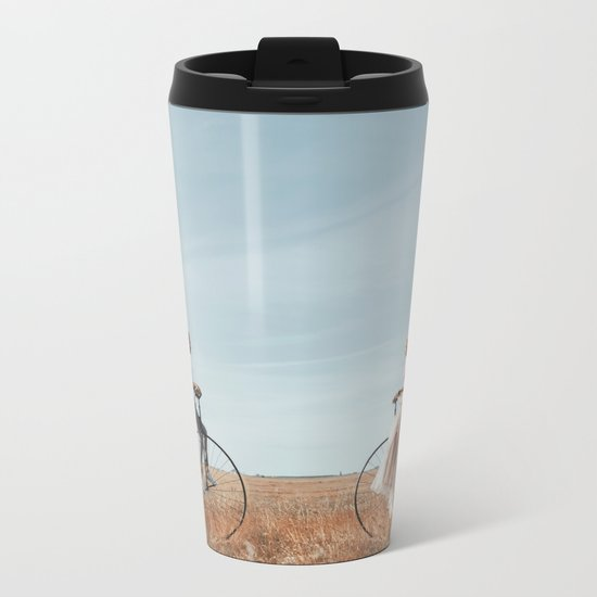 The One Metal Travel Mug