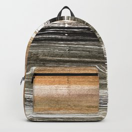 Shadow abstract watercolor Backpack