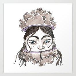 Astra Art Print