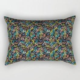 twigs&flowers_ramas y flores Rectangular Pillow