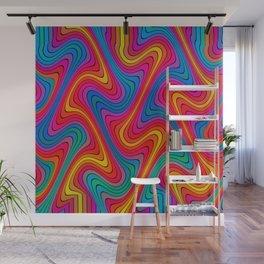 Tropical Waves Wall Mural