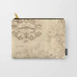 Map Of Dorchester 1850 Carry-All Pouch
