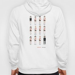 River Plate - All-time squad Hoody