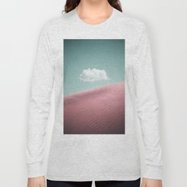 LONELY CLOUD IN THE DESERT Long Sleeve T-shirt