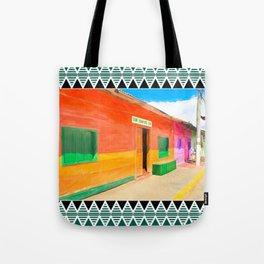 The Tropical Colors of San Juan del Sur - Nicaragua Tote Bag