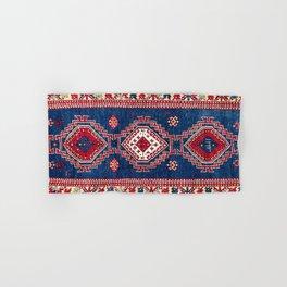 Kazak Southwest Caucasus Rug Print Hand & Bath Towel